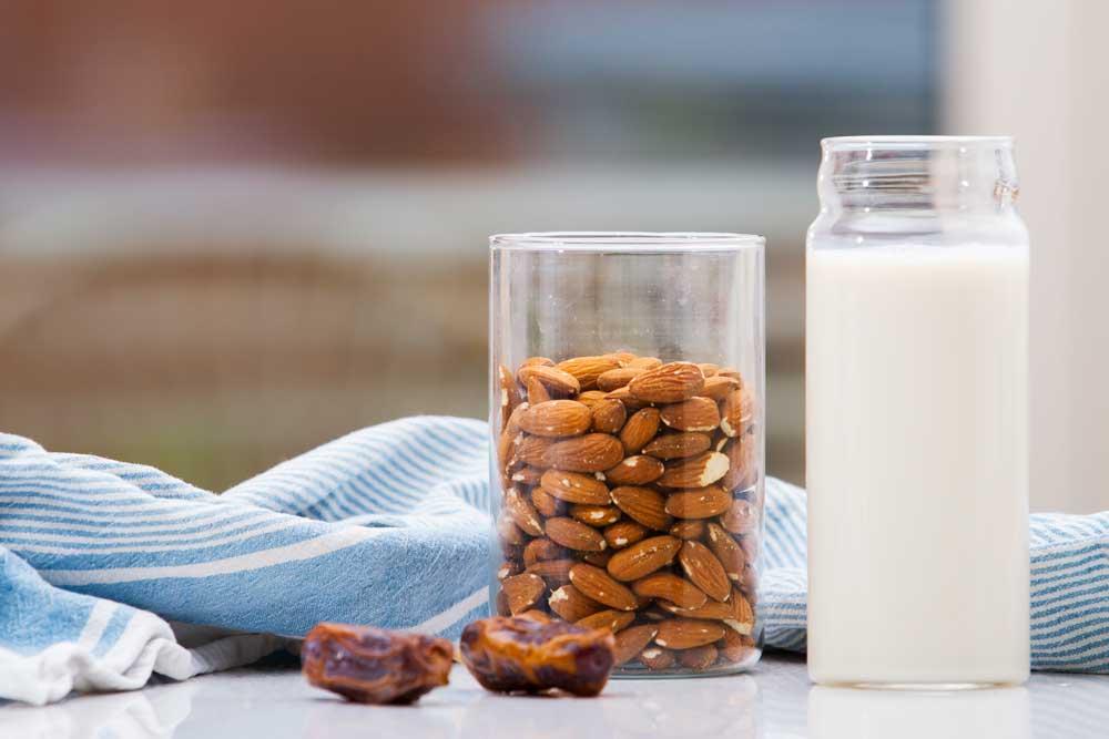 Hjemmelavet plantemælk
